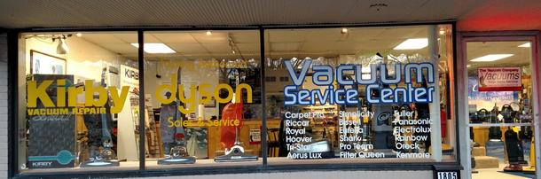 VACUUM CLEANER SALES & SERVICE LINCOLN